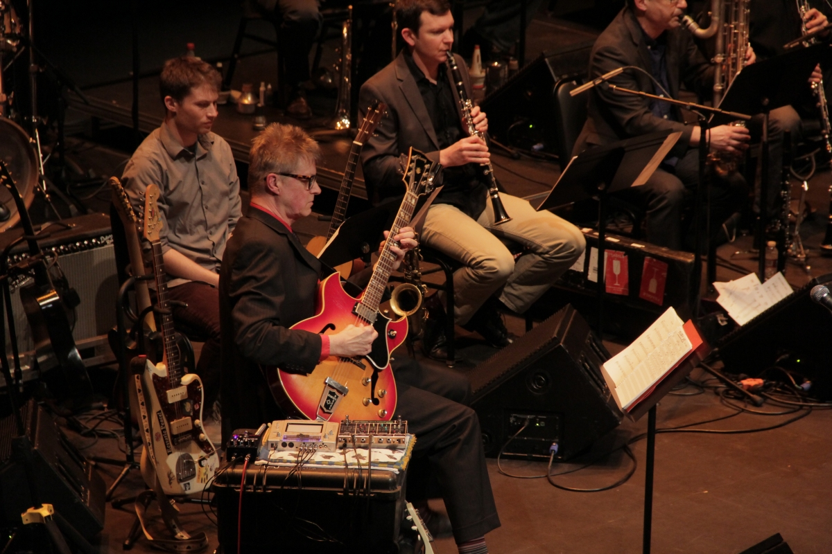 """Lovers"" and Friends: Nels Cline Dazzles at Royce Hall"