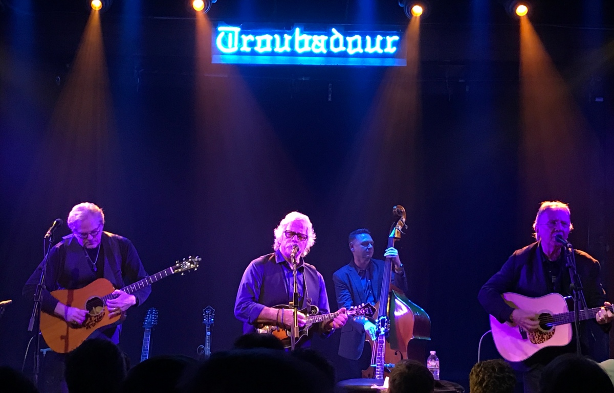 Chris Hillman's Troubadour Seasons: A Time of Love.