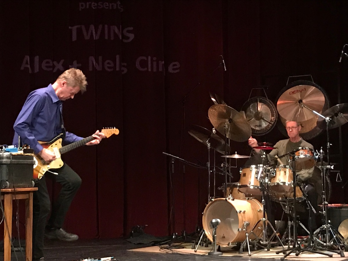 Alex and Nels Cline: The Music Of Their Lives